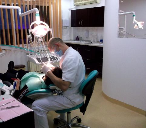 Clinica stomatologica zona Decebal, Baba Novac, Bucuresti